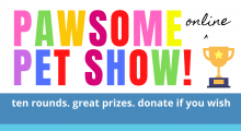 LAA's Pawsome Pet Show  feature image