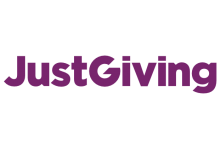 Set up a JustGiving Page image