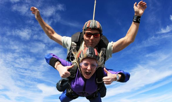 Jump for Suki & Puddy Skydive 2017!