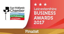 Leicestershire Business Awards Finalists 2017 feature image